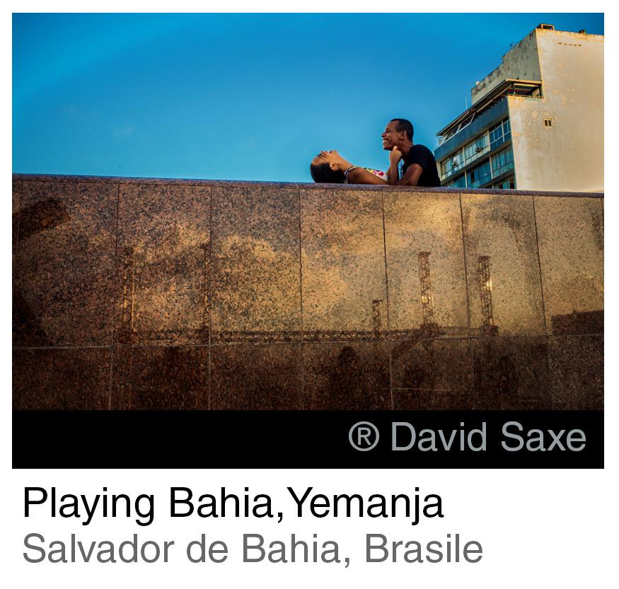 Playing Bahia INTRO ITA