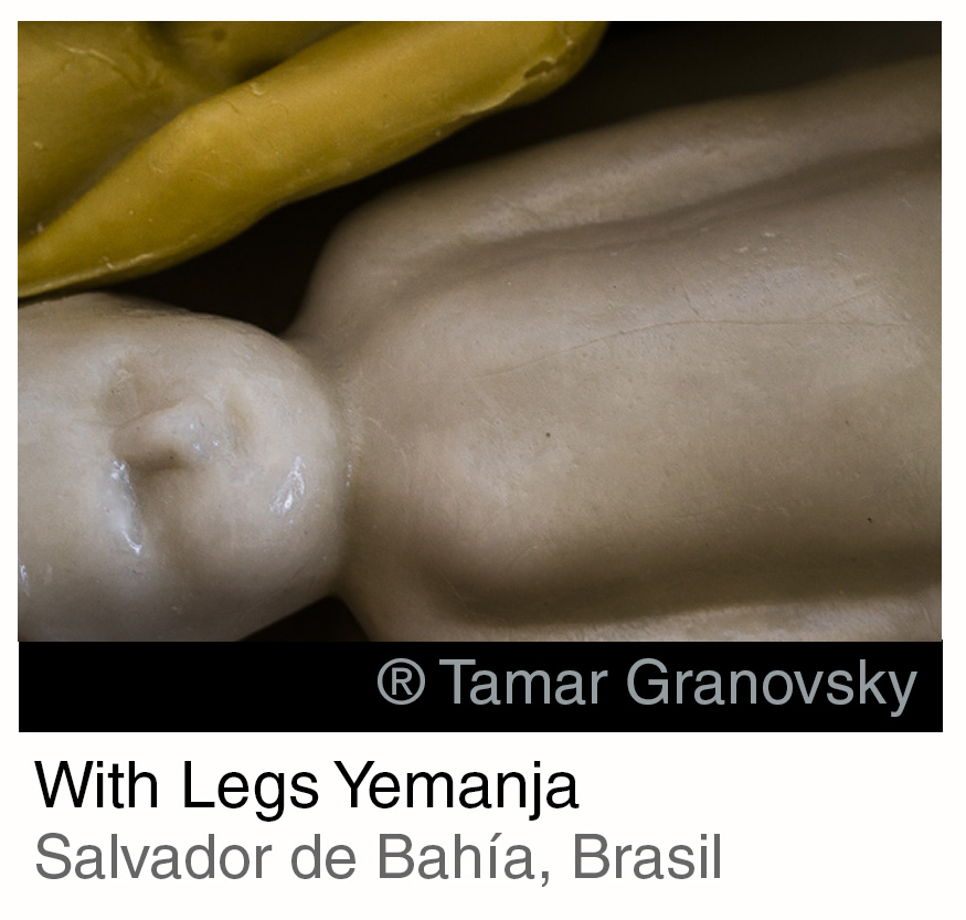 With Legs Yemanja INTRO SPA