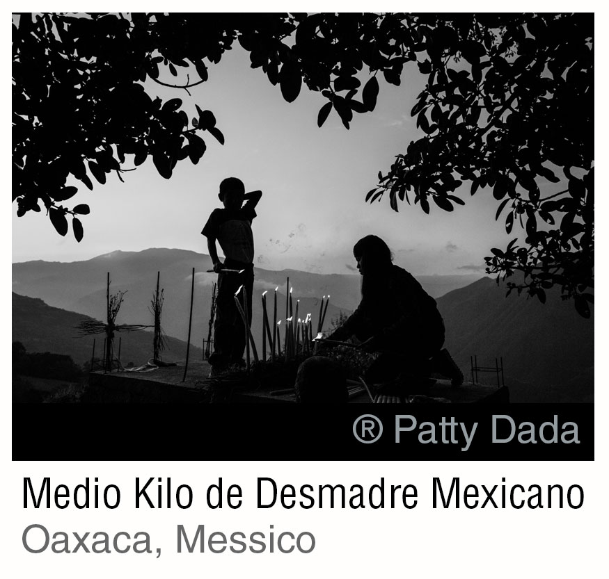 Medio Kilo de Demadre Mexicano INTRO ITA