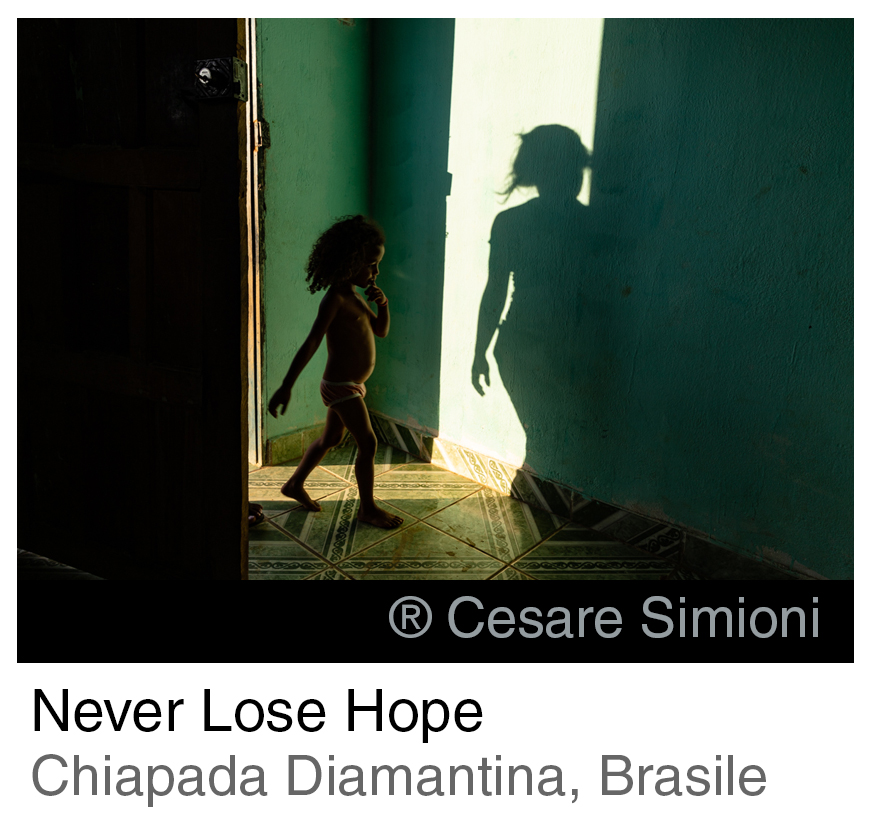 Never Lose Hope INTRO ITA
