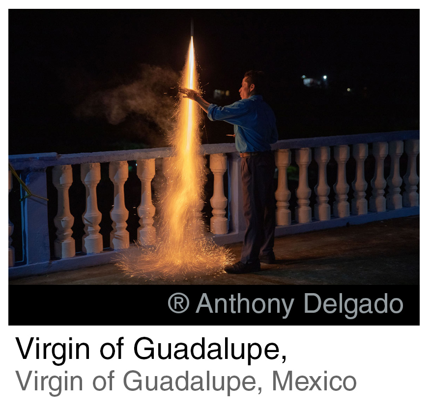 Virgin of Guadalupe INTRO