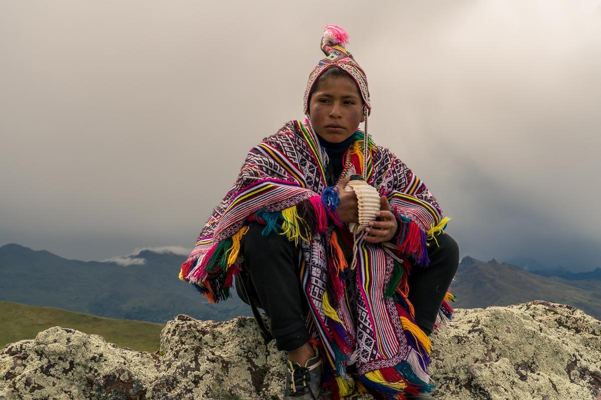 Carnival in Sacred Valley in Pisac Peru Workshop