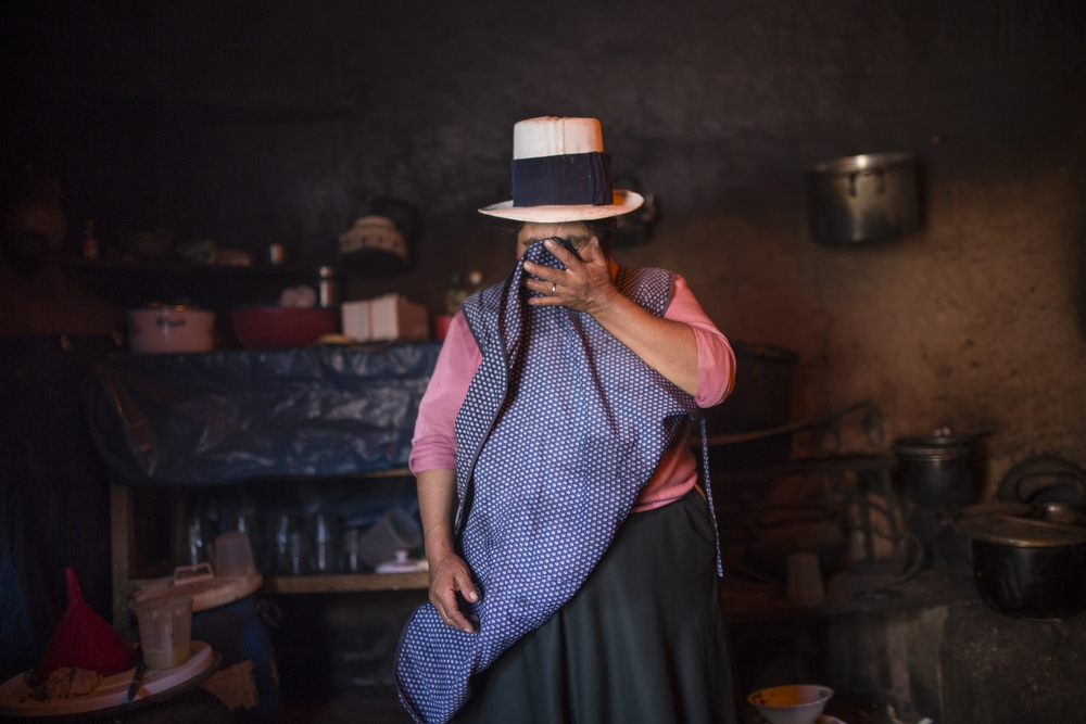 Daily life in the Sacred Valley, Cusco, Pero, on Monday, May 18, 2015.