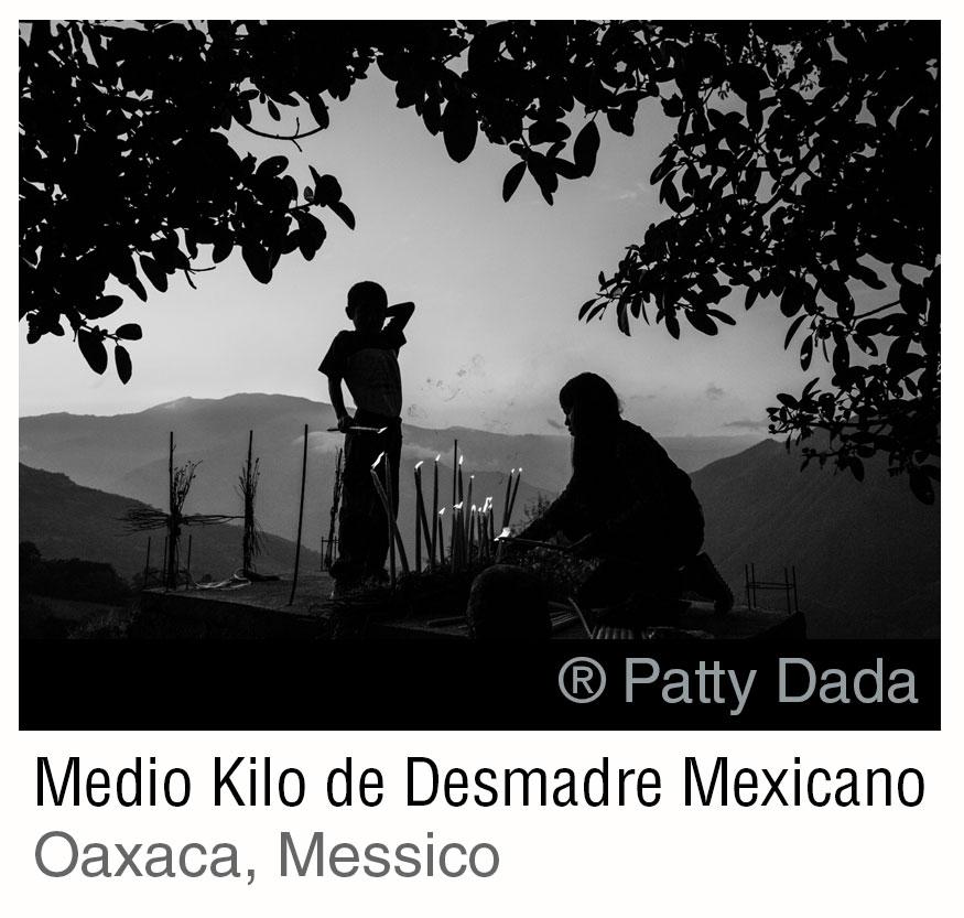 Medio Kilo de Demadre Mexicano INTRO ITA