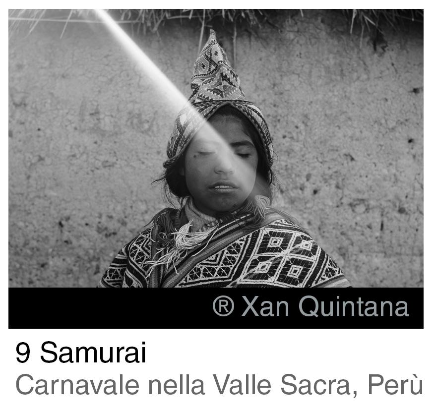 9 Samurai INTRO ITA
