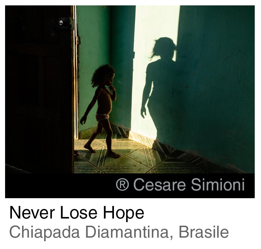 Never Lose Hope INTRO ITA