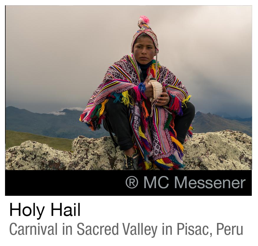 INTRO HOLY HAIL